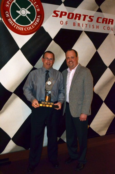2014 Awards - Deryk Forster Member of the Year - Marc Ramsay