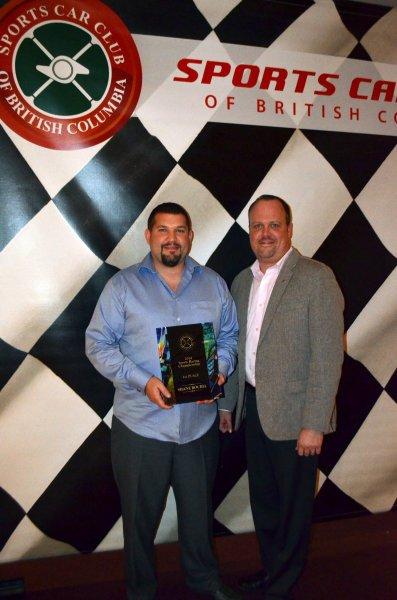 2014 Awards - Sports Racer Champion - Shane Bourel