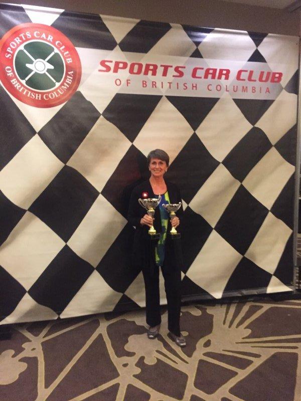 Gayle Baird - Closed Wheel IPE Class Winner