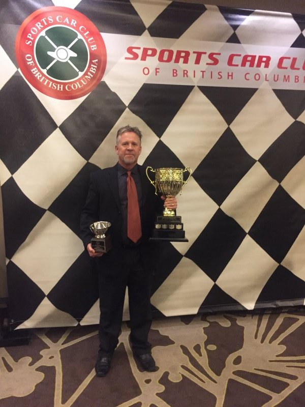 Rick Payne - Rattenbury Award for Competitor of the Year