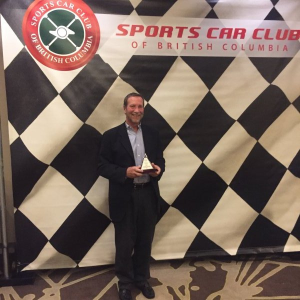 Norm Shaw - President's Trophy Award