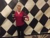 Lynne Burnett - Robert Currie Volunteer of the Year Award