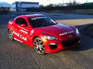 2012 Pace Car