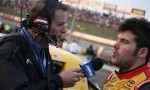 Race Driver Interview